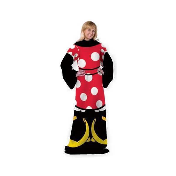 Dealtz The Dealtz  Company Disney's Classic Mickey Minnie Wear Adult Comfy Throw 48 by 71-Inch at Sears.com