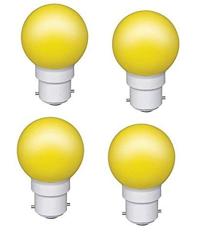 0.5-W-LED-Light-Bulbs-Yellow-(Set-of-4)