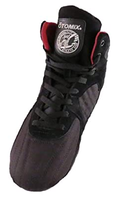Buy Otomix M F3000 Stingray Escape MMA Shoe (Black w Red Accent) - Size Male 6 1 2 by Otomix
