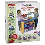 Fisher Price Play My Way Customizable Play Center ~ Play My Way