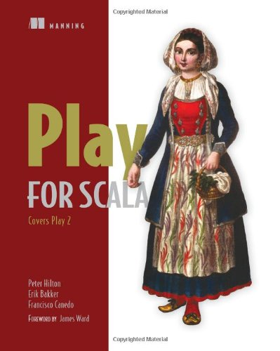 Play for Scala book cover