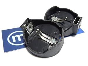 microtivity IM352 Pack of 2 Battery Holders (CR2032)