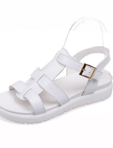 zapatos-de-mujer-tacon-bajo-punta-abierta-sandalias-casual-semicuero-azul-rojo-blanco-plata-blue-us5