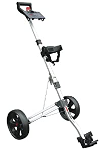 Masters Icart Two - 3 Wheel Two Click - Silver