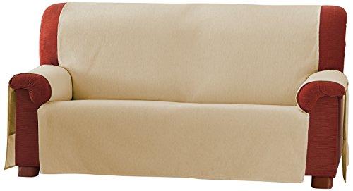 Eysa 3-Squares Zoco - Copridivano 3 posti, colore: 31-beige