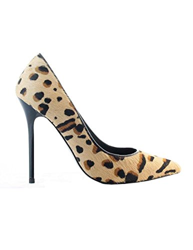 GAS FOOTWEAR IBERICA, Scarpe col tacco donna beige Size: 37