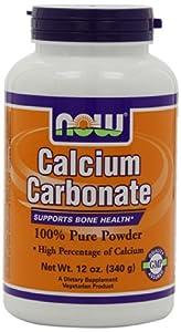NOW Foods Calcium Carbonate 24 ounces