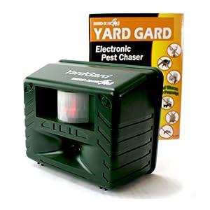 Bird-X Pest Control Yard Gard Ultrasonic Animal Repeller YG