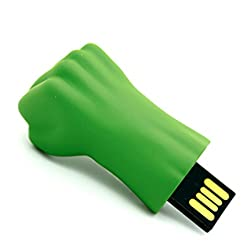 Marvel The Hulk USB (8 GB) POR 452
