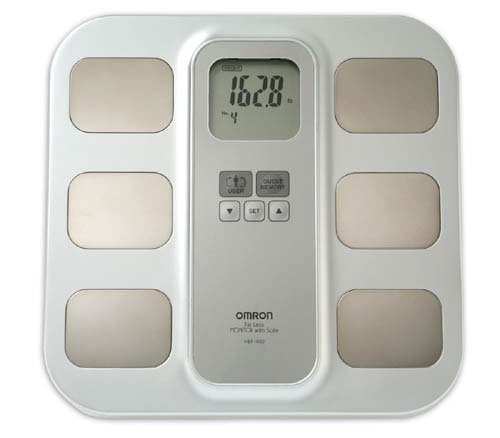 Image of Fat Loss Monitor w/Scale (Catalog Category: Scales / Body Fat Analyzer/Scales) (B005HWQ65O)
