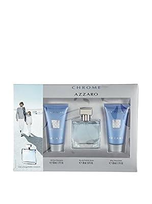 Azzaro Chrome For Men By Azzaro Gift Set