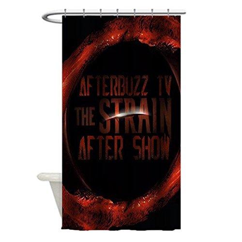 "Hot Kitchen Custom The Strain Waterproof Soap Resistant Shower Curtain 36"" x 72"""