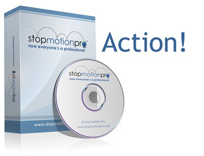 Stop Motion Pro V7.5 Action!
