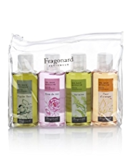 Fragonard Bag Of 4 Shower Gels