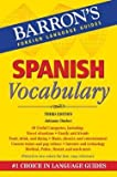 img - for Julianne Dueber: Spanish Vocabulary (Paperback); 2013 Edition book / textbook / text book