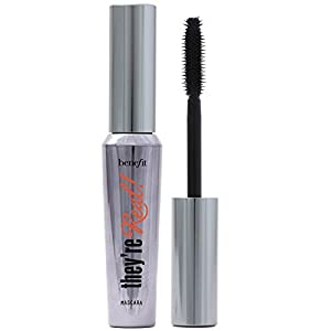 BENEFIT COSMETICS they're real! mascara beyond mascara FULL SIZE 8.5 g Net wt. 0.3 oz. BOXED