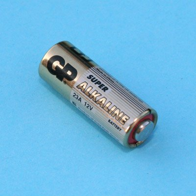 (2-Pak) 23 Amp 12 Volt SUPER Alkaline Battery for Viper and other Remote Control Transmitters 601T
