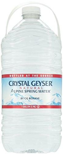 Crystal Geyser, Alpine Spring Water, Gallon