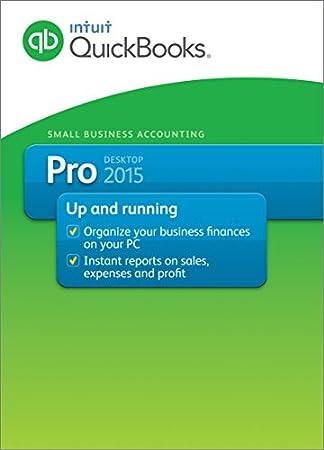 QuickBooks Pro 2015