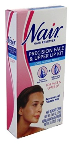 Nair Hair Remover Precision Face & Upper Lip Kit (2 Pack)