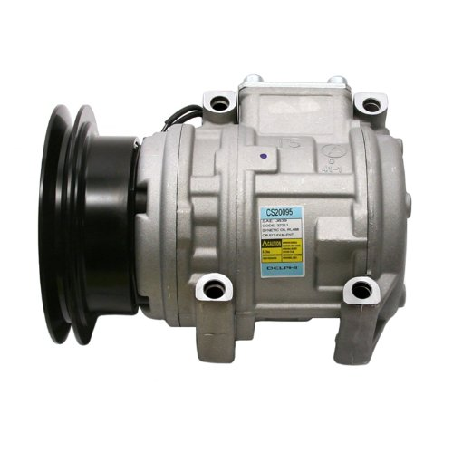 Delphi CS20095 10PA15C New Air Conditioning Compressor
