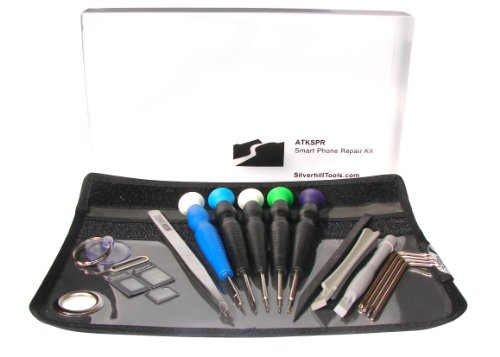 Silverhill Tools ATKSPR Smart Phone Repair Kit Picture