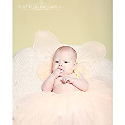 Lemon Cream Solid Colored Fabric Backdrop - 10ft x 10ft
