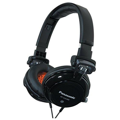 Panasonic RP-DJS400AEK DJ-Kopfhörer schwarz
