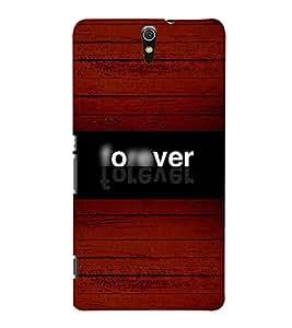 FUSON 3D Designer Back Case Cover foR Sony Xperia C5 D9717