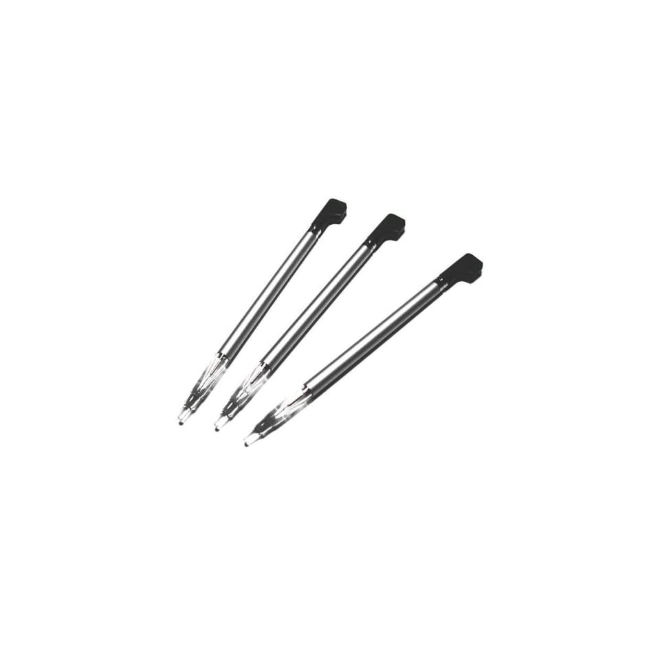in 1 Metal PDA Replacement Stylus / Styli / Pen (3 Pack) Electronics
