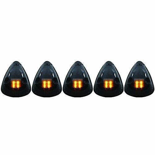 Anzousa 861076 Smoke Cab Light For Dodge Ram