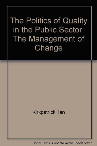 dissertation on quality management in public sector How has the new public management affected this area of the public sector  quality dissertation.