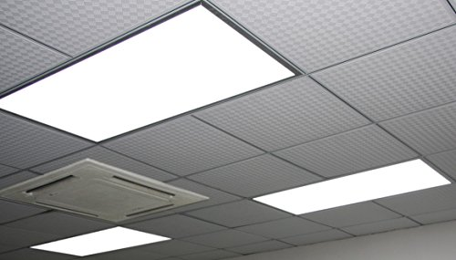 Tsflux Wholesale Pack=2 40W Warm White Led Recessed Ceiling Flush/Hanging/Pendant Panel Board Light Lamp Bulb Ac110V/120V/220V/240V For Office Store Showroom Hall