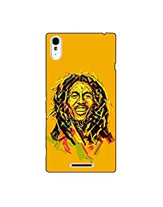 Sony Xperia T3 ht003 (145) Mobile Case from Mott2 - Bob Marley Inspired (Limited Time Offers,Please Check the Details Below)