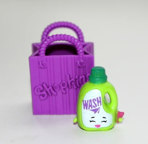 2014 SHOPKINS FIGURES (SERIES 2) - WENDY WASHER #89 (RARE) - 1