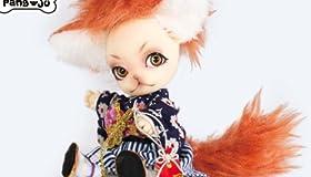 球体関節人形 パンジュ Japonica-Pang (ジャポニカパン) U-857