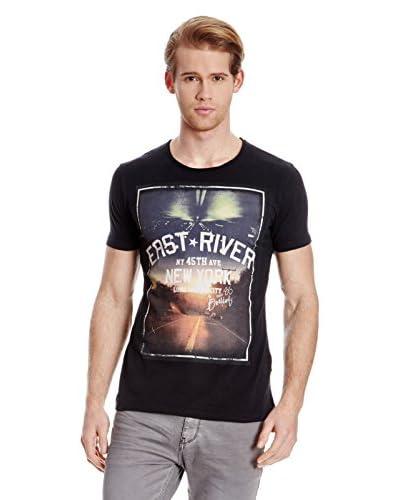 Broadway NYC T-Shirt Dale [Bianco]