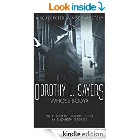 Whose Body? (A Lord Peter Wimsey Mystery)