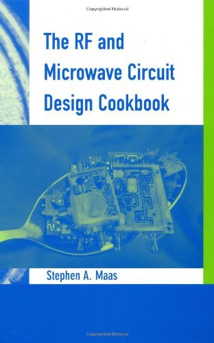 The Rf And Microwave Circuit Design Cookbook (Artech House Mobile Communications)
