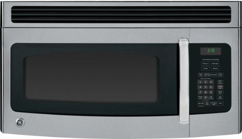 GE JNM3151RFSS 1.5 Cu. Ft. Stainless Steel Over-the-Range