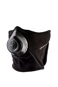 ColdAvenger Classic Ski Mask, Black