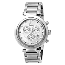 Freelook Unisex HA1136CHM-9 Cortina Stainless Steel Chronograph Watch