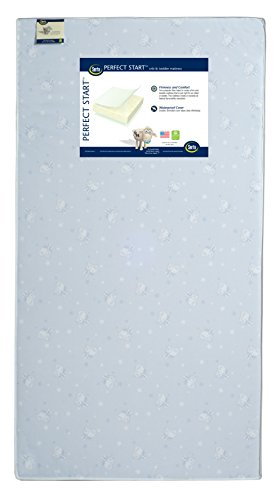 Serta Perfect Start Crib and Toddler Mattress