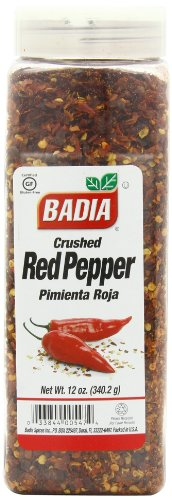 Badia Spices inc Spice, Crush Red Pepper, 12-Ounce