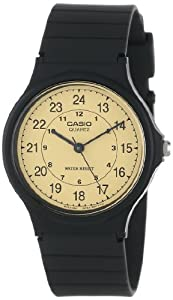 Casio Men's MQ24-9B Classic Analog Watch