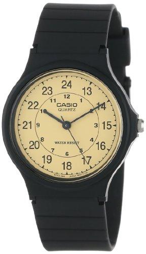 [カシオ]CASIO 腕時計 スタンダード アナログウォッチ MQ-24-9B ブラウン メンズ[逆輸入]