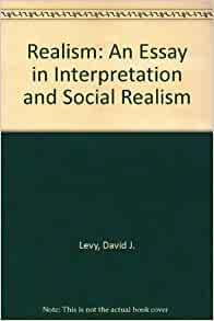 sample realism essay realism essay thepensters com