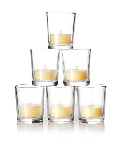 ACME Party Box Set of 6 Glass Votives/Vases