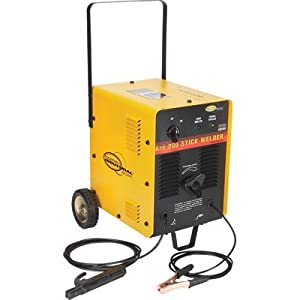 Northern Industrial Welders Arc 200 230 Volt Stick Welder - 200 Amp Output from Northern Industrial Welders