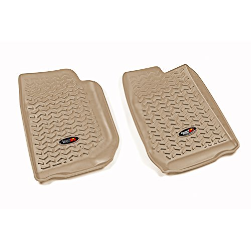 JK Jeep Wrangler Rugged Ridge All Terrain Front Floor Liner